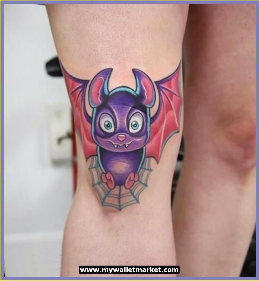 knee tattoos photo - 14