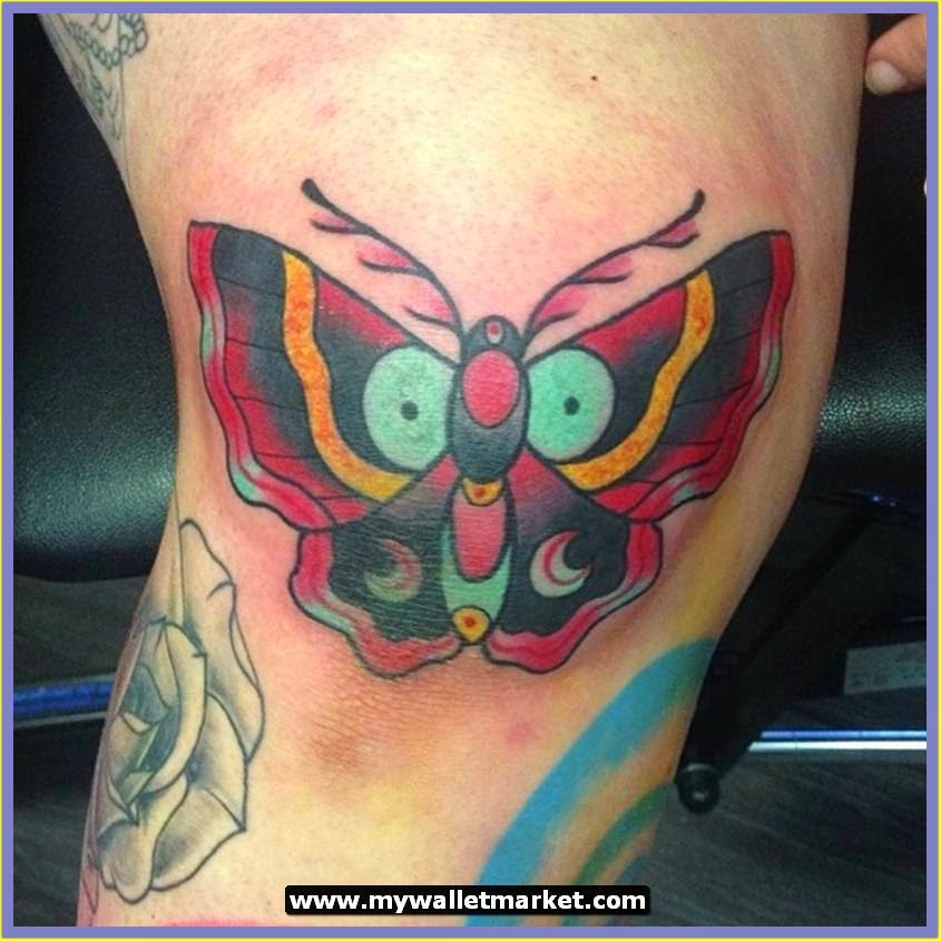 knee tattoos photo - 19