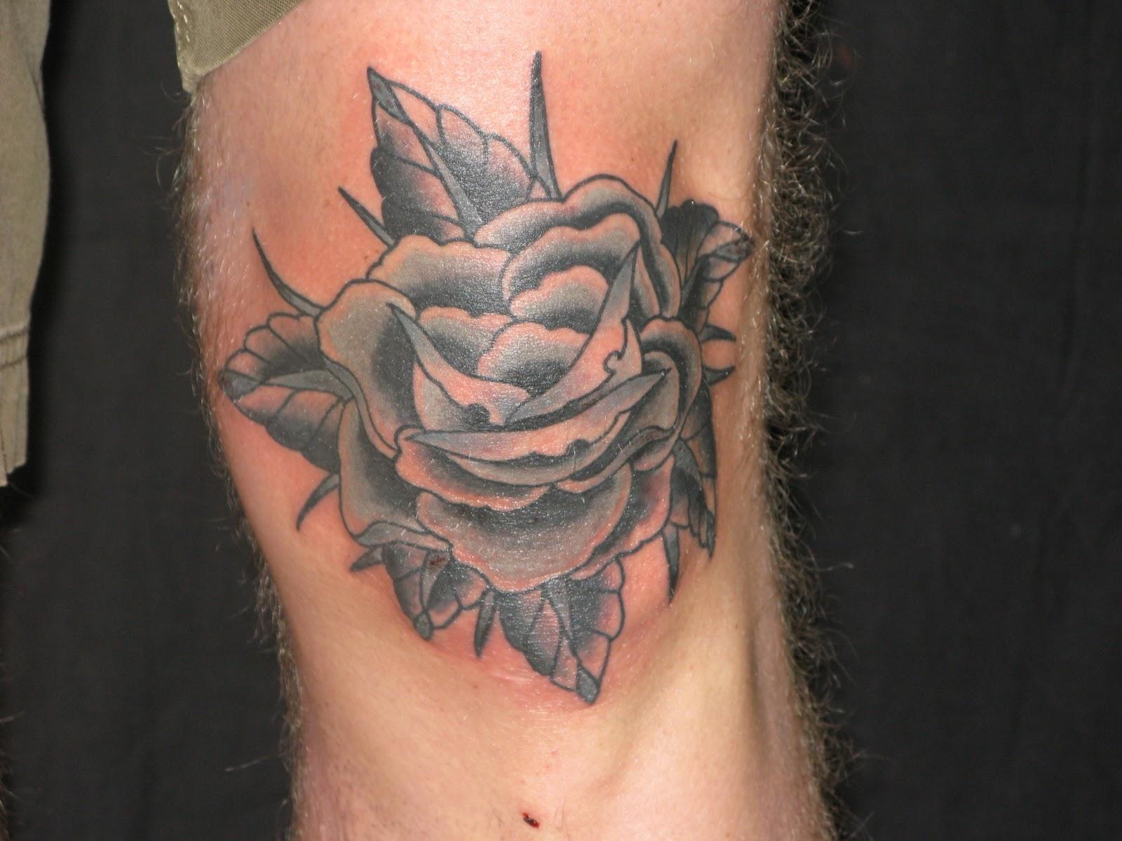 knee tattoos photo - 39
