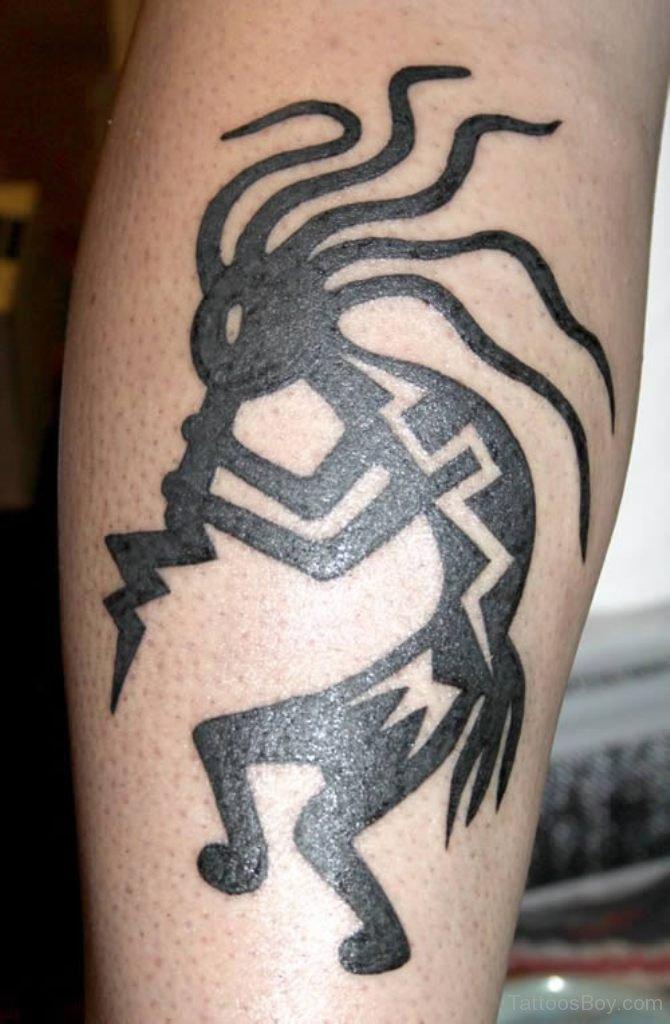 kokopelli tattoos photo - 16