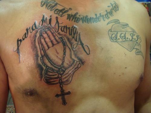 latino tattoos photo - 14