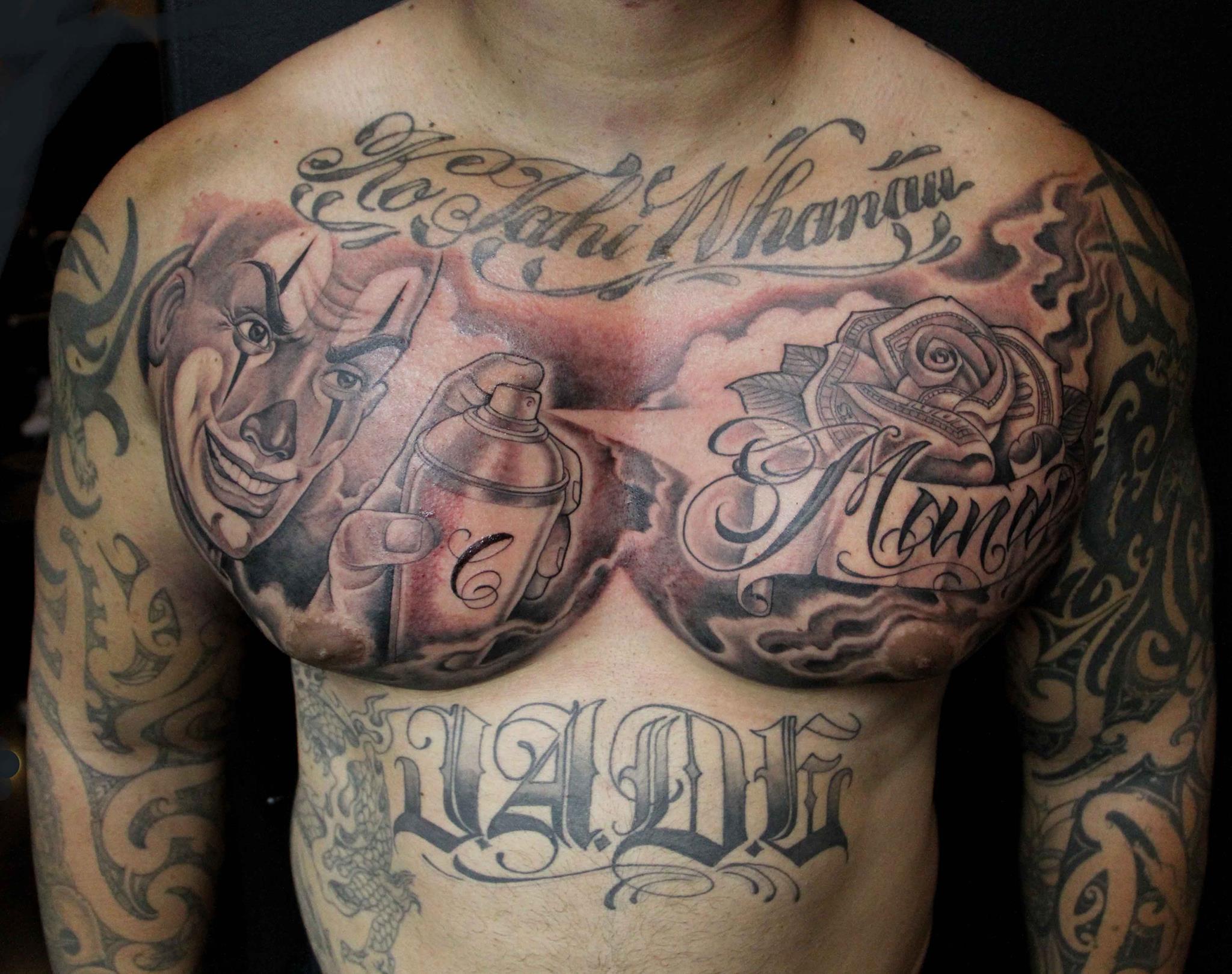 latino tattoos photo - 21