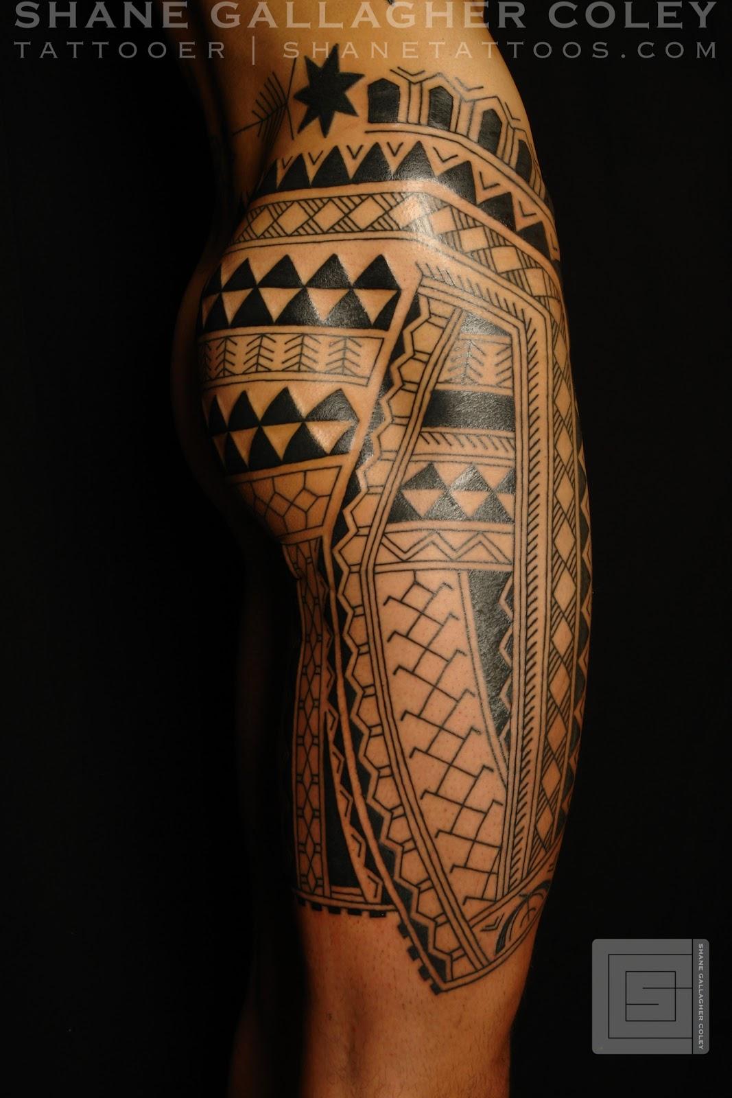 leg tattoos photo - 3