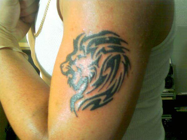 leo tattoos photo - 20