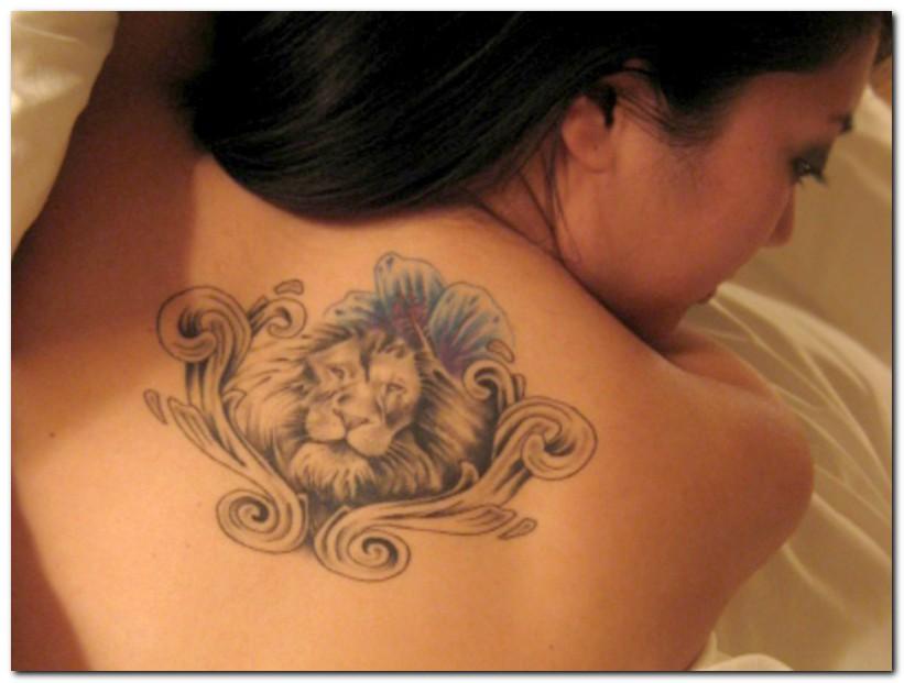 leo tattoos photo - 21