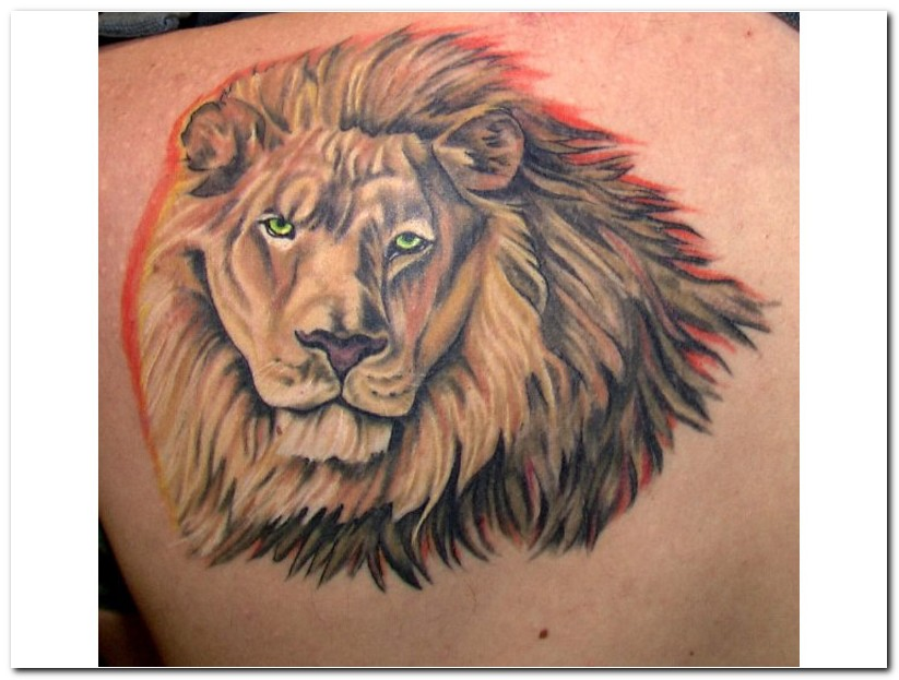 leo tattoos photo - 3