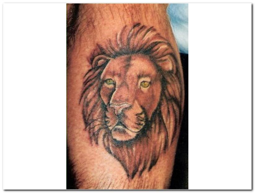 leo tattoos photo - 33