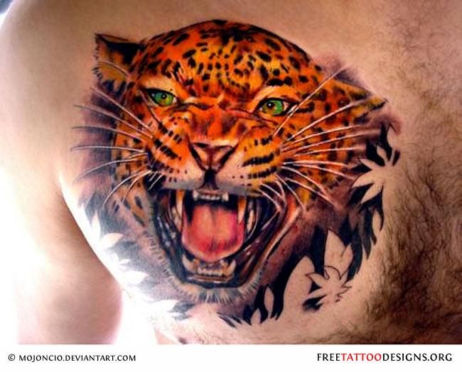 leopard tattoos photo - 15