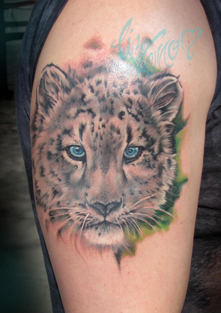 leopard tattoos photo - 22