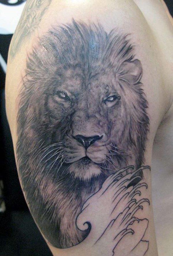 lion tattoos photo - 11