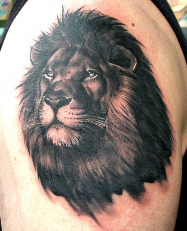 lion tattoos photo - 13