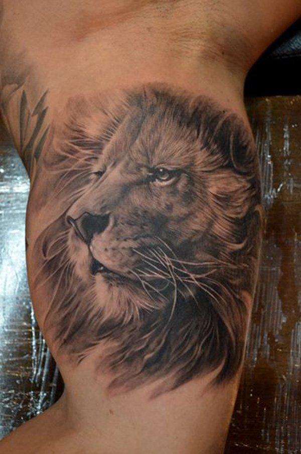 lion tattoos photo - 17