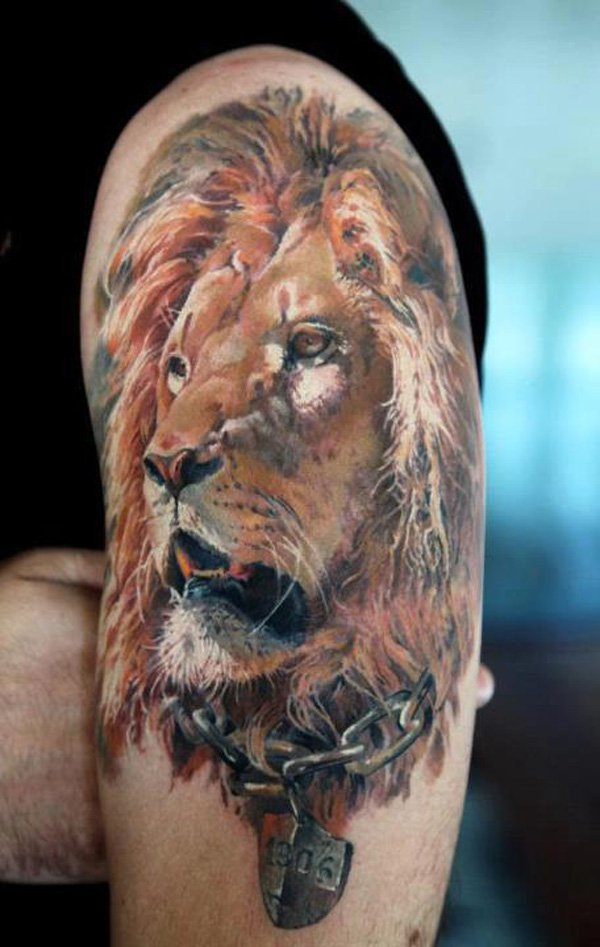 lion tattoos photo - 19