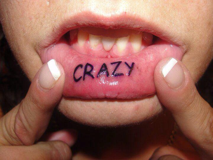 lip tattoos photo - 19