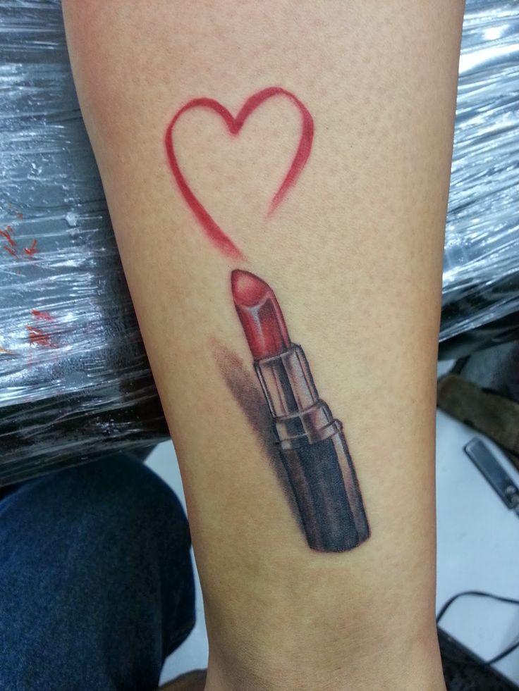 lipstick tattoos photo - 12