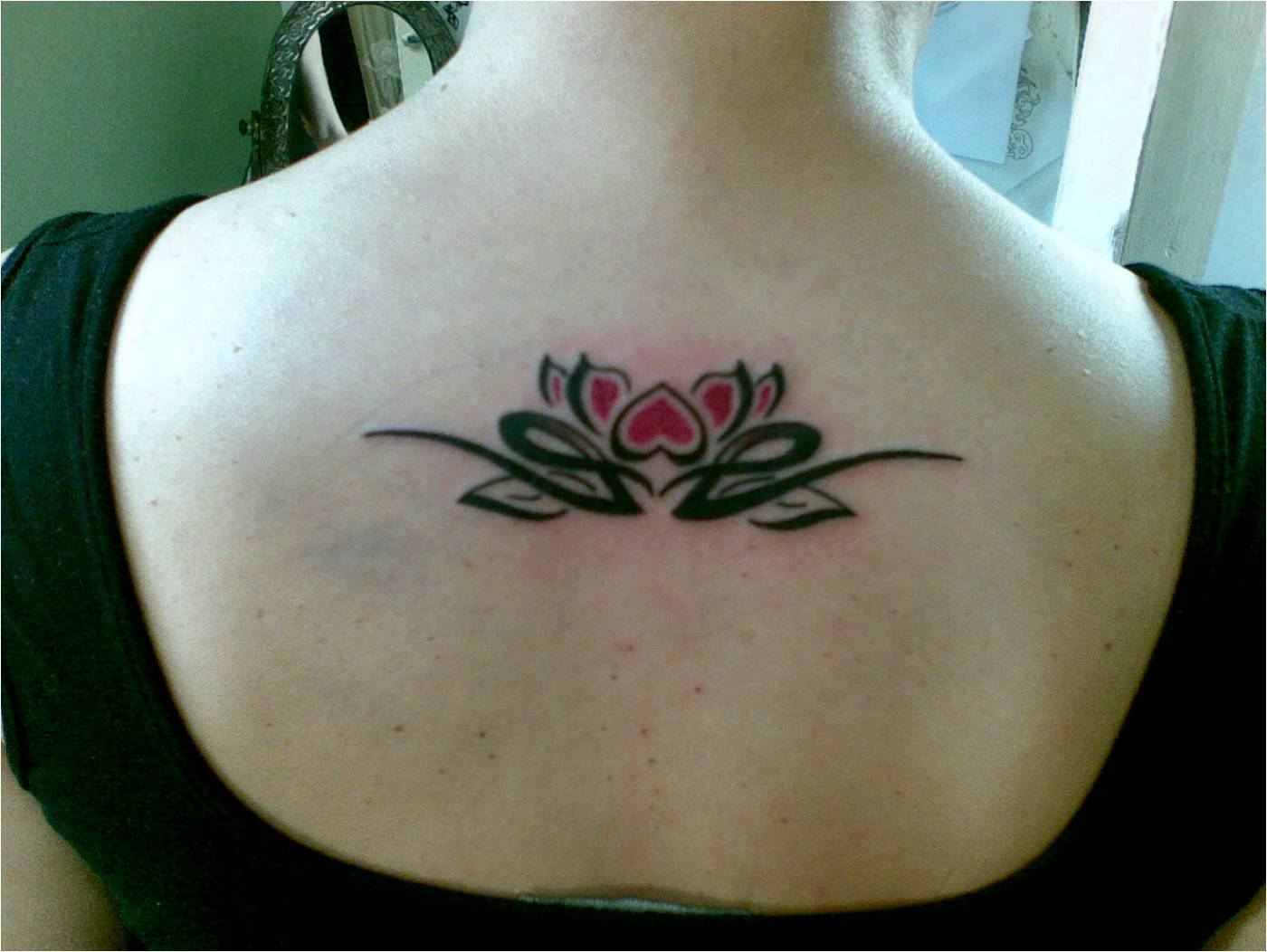 lotus tattoos photo - 15