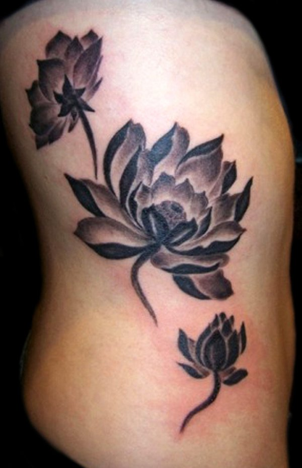 lotus tattoos photo - 7