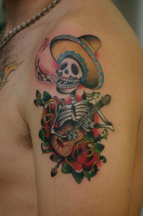 mexican tattoos photo - 1
