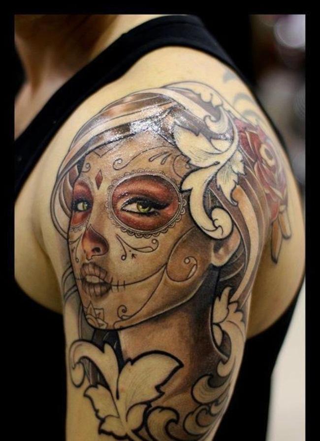 mexican tattoos photo - 13