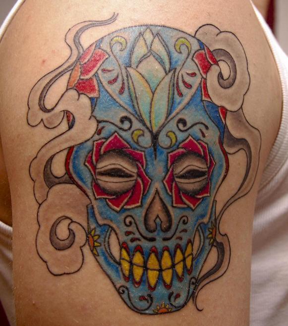 mexican tattoos photo - 14