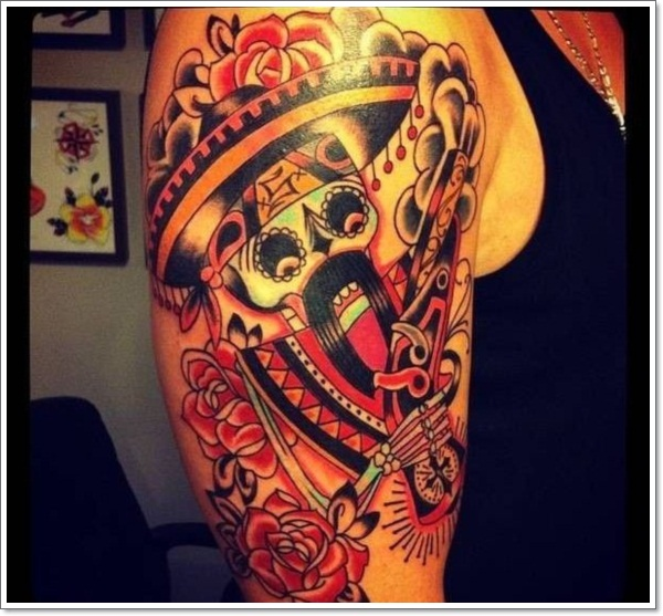 mexican tattoos photo - 17