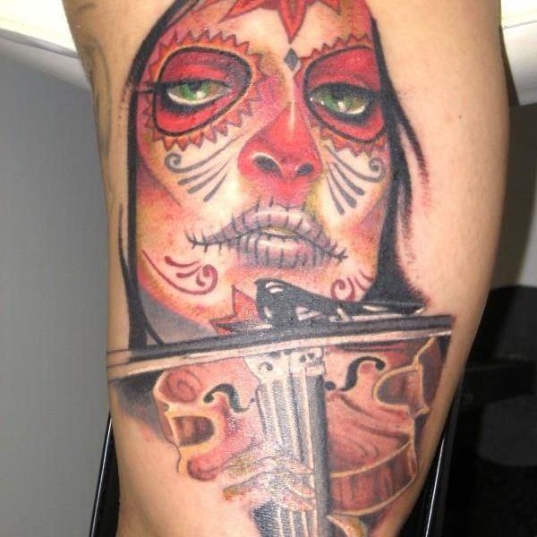 mexican tattoos photo - 18