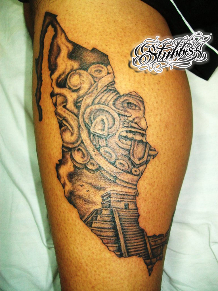 mexican tattoos photo - 26