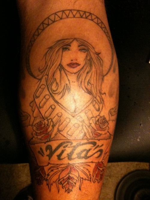 mexican tattoos photo - 29