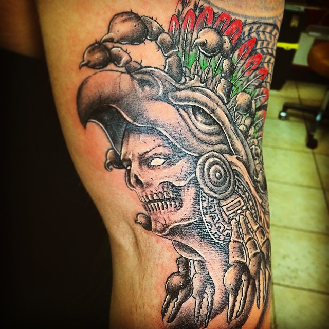 mexican tattoos photo - 3