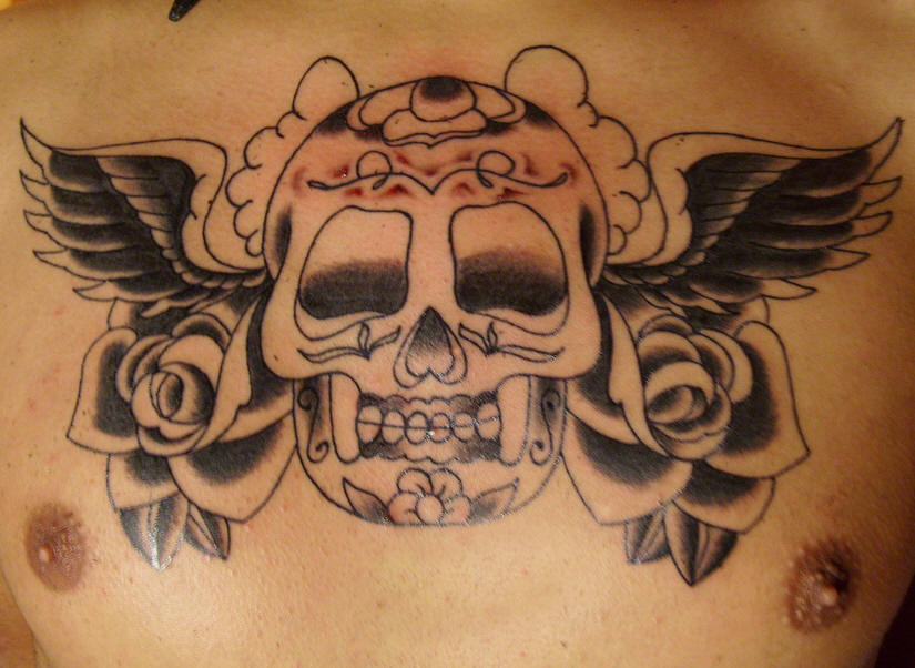 mexican tattoos photo - 34