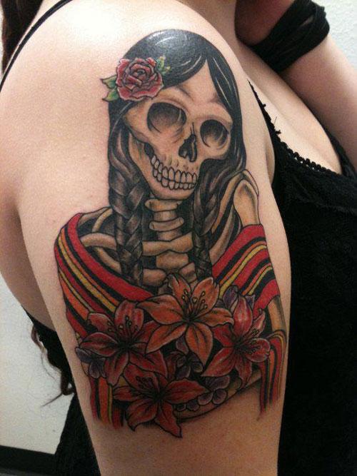 mexican tattoos photo - 4