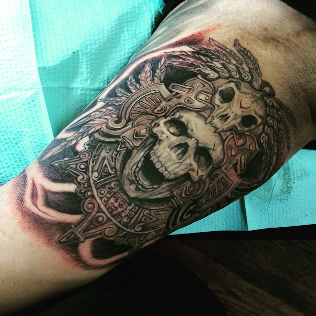 mexican tattoos photo - 5