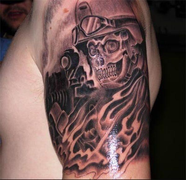 military tattoos photo - 1