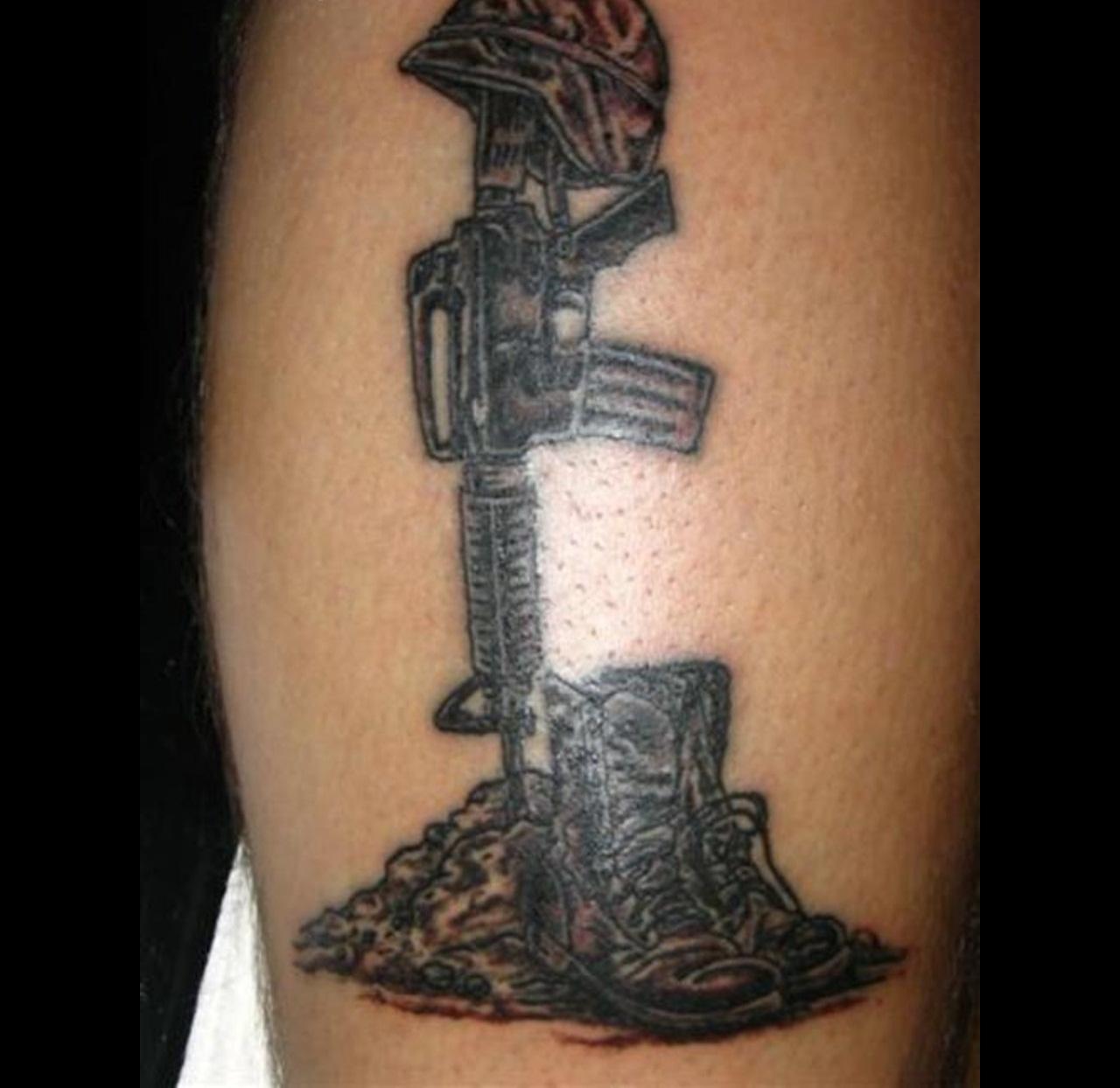 military tattoos photo - 10