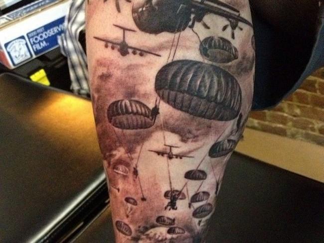 military tattoos photo - 13