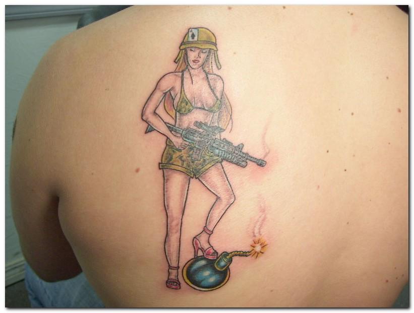 military tattoos photo - 14