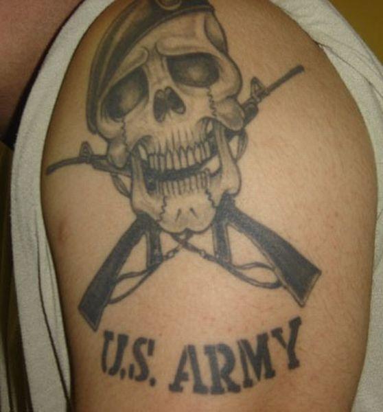military tattoos photo - 15