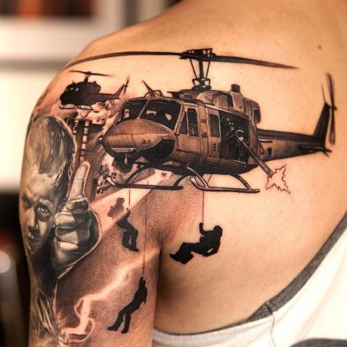 military tattoos photo - 17