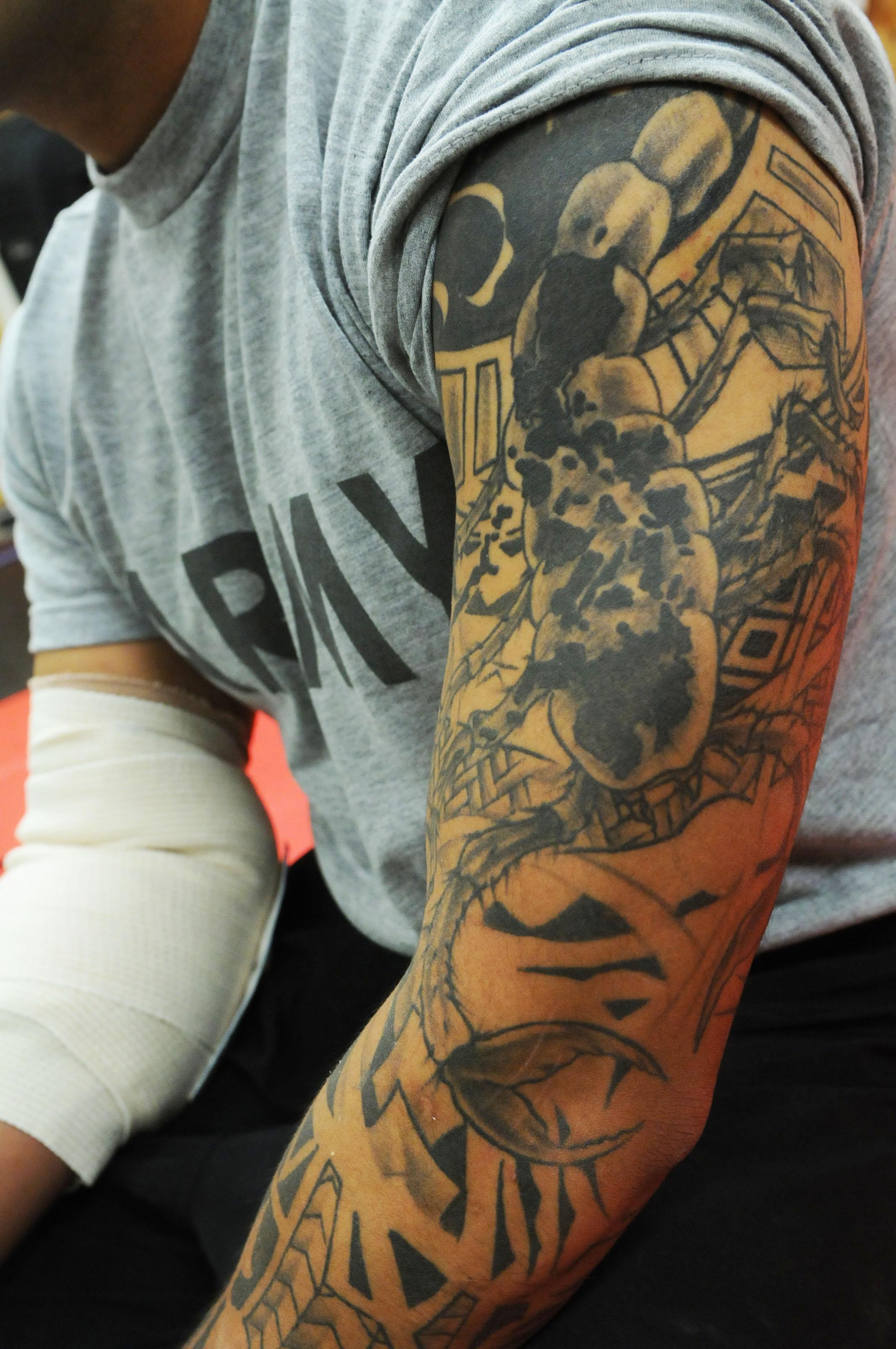 military tattoos photo - 21