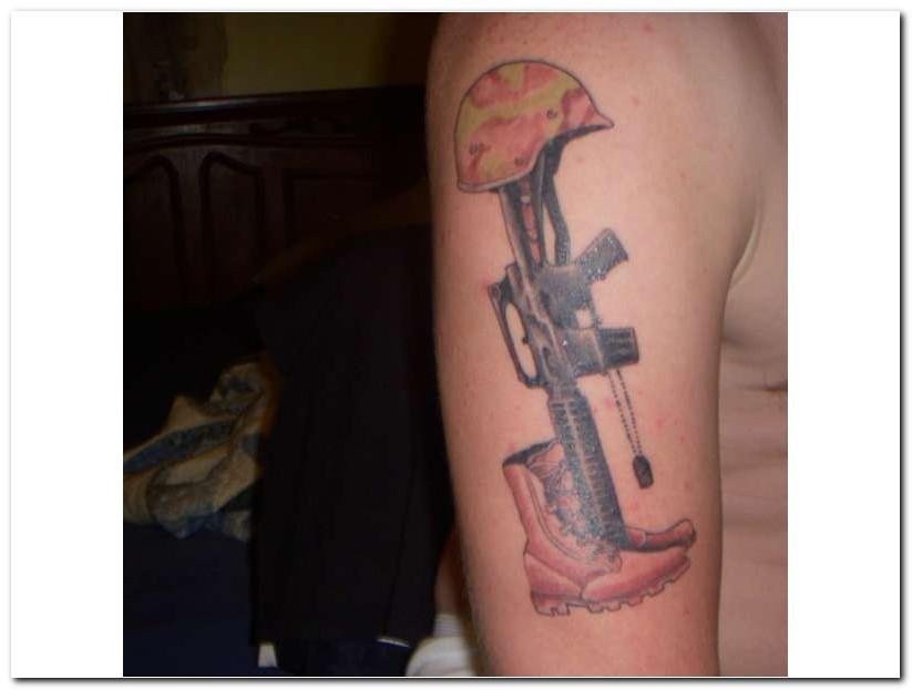 military tattoos photo - 23