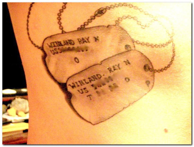 military tattoos photo - 25