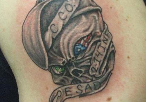 military tattoos photo - 35