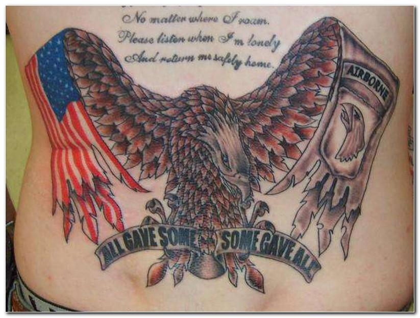 military tattoos photo - 6