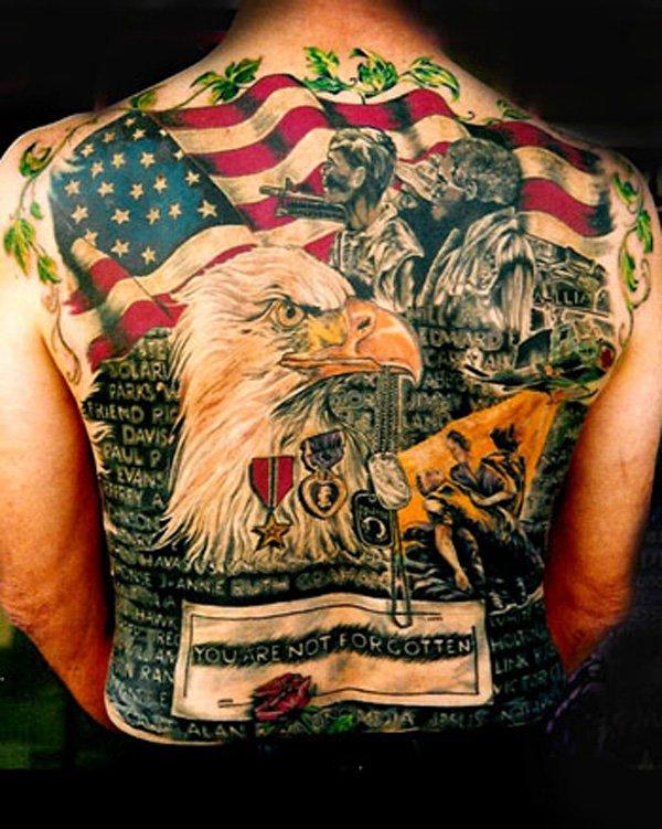 military tattoos photo - 7