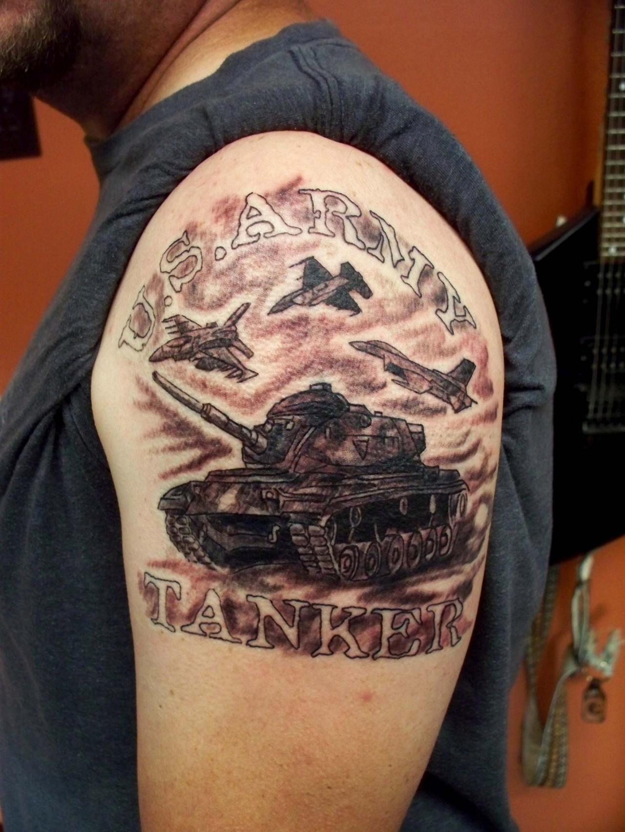 military tattoos photo - 8