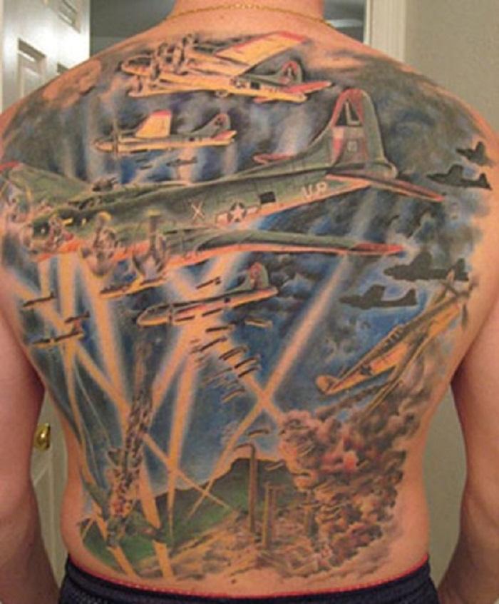 military tattoos photo - 9