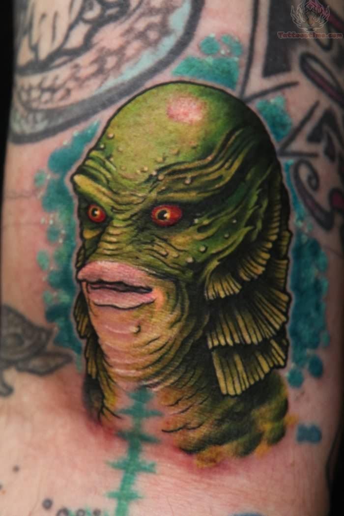 monster tattoos photo - 10