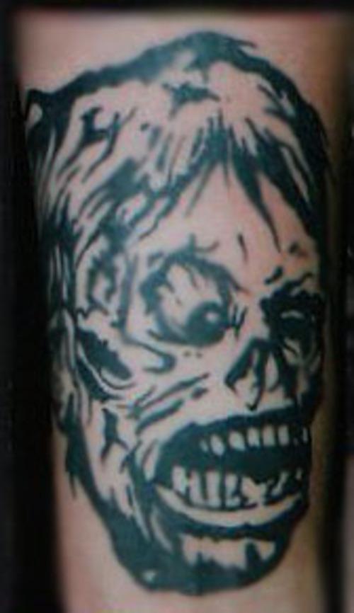 monster tattoos photo - 12