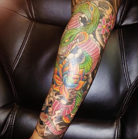monster tattoos photo - 15