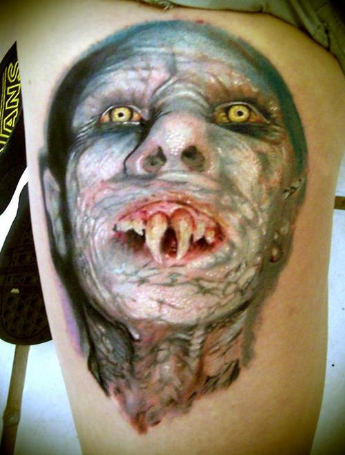 monster tattoos photo - 16